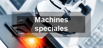 Logiciel ERP pour machines spéciales