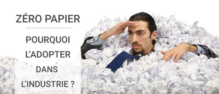 pourquoi adopter le zéro papier