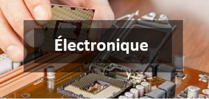 Logiciel ERP pour le secteur de l'électronique