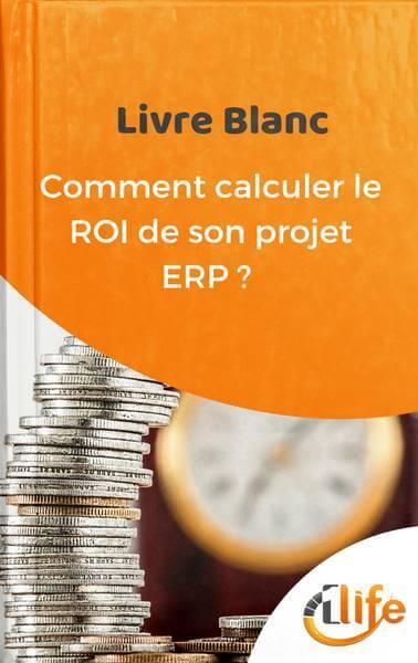 Comment calculer le ROI du logiciel ERP Livre Blanc 1Life