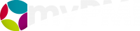 Logo myPMI blanc